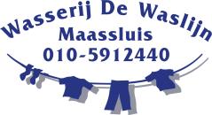 Wasserij de waslijn Logo